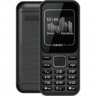 Мобильный телефон «Texet» TM-120, Black-red