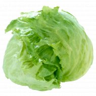 Салат «Айсберг» свежий, 1 кг., фасовка 0.3-0.45 кг