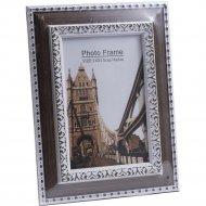 Рамка для фото пластмассовая, 10x15 см.