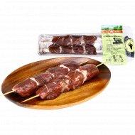 Полуфабрикат мясной «Шашлык из баранины» 1 кг., фасовка 0.32-0.41 кг