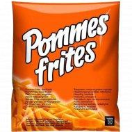 Картофель фри «Pommes frites» замороженный, нарезанный, 2.5 кг