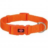 Ошейник «Trixie» Premium Collar, M-L, 35-55смх20мм, папайя.