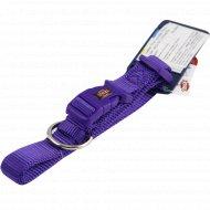 Ошейник «Trixie» Premium Collar, M-L, 35-55смх20мм, фиолетовый.
