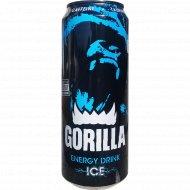 Напиток энергетический «Gorilla Mini» 0.45 л.