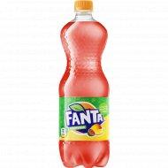 Напиток безалкогольный газированный «Fanta» мангуава, 1 л.