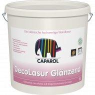 Лазурь декоративная «Caparol» CD Deco-Lasur Glanzend, 5 л