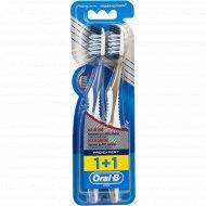 Зубная щетка «Oral-B» Pro-Expert» всё в одном, 1 + 1 шт.