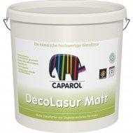 Лазурь декоративная «Caparol» CD Deco-Lasur Matt, 2.5 л