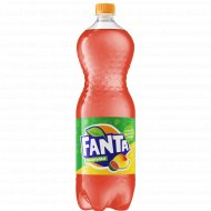 Напиток безалкогольный газированный «Fanta» мангуава, 1.5 л.