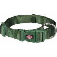 Ошейник «Trixie» Premium Collar, S-M, 30-45смх15мм, лес.