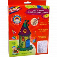 Шьем из фетра «Волшебный домик гномика» (31386).