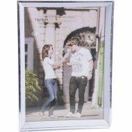 Рамка для фото пластмассовая, 13.6x1.8x18.7 см.