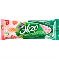 Мороженое «Ekzo» клубника-лайм-базилик, 70 г.