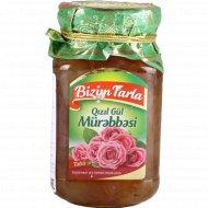 Варенье из лепестков роз «Bizim Tarla» 400 г.