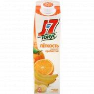 Нектар « J7» из апельсинов и бананов, 900 мл.