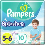 Трусики «Pampers» Splashers, размер 5-6, 14+ кг, 10 шт