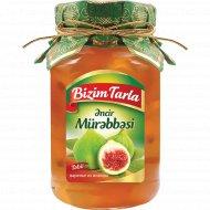 Варенье из инжира «Bizim Tarla» стерилизованное, 400 г