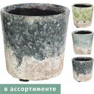 Кашпо для цветов керамическое «Belbohemia» 10.5?10, 95600770