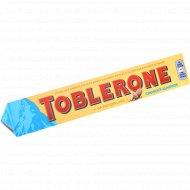 Шоколад молочный «Toblerone»с хрустящим миндалем, 100 г.