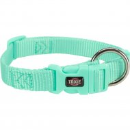 Ошейник «Trixie» Premium Collar, XS-S, 22-35смх10мм, мята.