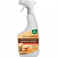Спрей для очистки полок в банях и саунах «Universal wood» 500 мл.