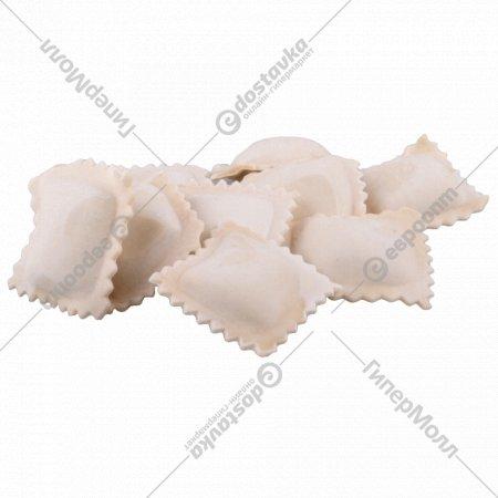 Пельмени «Новогрудские» подушечки замороженные, 1 кг., фасовка 0.8-1.1 кг
