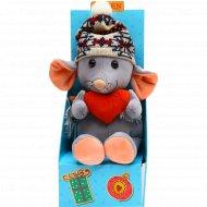 Новогодний набор «Мышонок Чико» с мягкой игрушкой, 500 г.