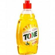 Бальзам для посуды «Clean Tone» апельсин и зеленый чай, 450 мл.