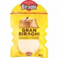 Сыр твердый «Gran Biraghi» 42%, 50 г