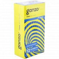 Презервативы «Ganzo» классик, 12 шт.