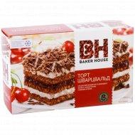 Торт бисквитный «Baker House» шварцвальд, 350 г.