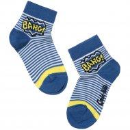 Носки детские «Tip-Tot» синие, размер 12.