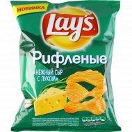 Чипсы «Lay's» Нежный сыр с луком, 80 г.