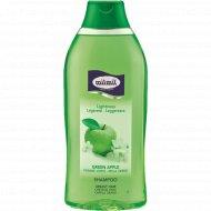 Шампунь для жирных волос «MILMIL» GREEN APPLE GREASE HAIR, 750мл.