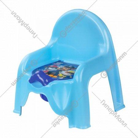 Горшок-стульчик детский «Щенячий патруль» для мальчиков.