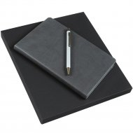 Набор ручка+блокнот «Straight».