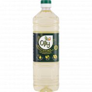 Масло рапсовое «Oily» рафинированное, 1000 мл