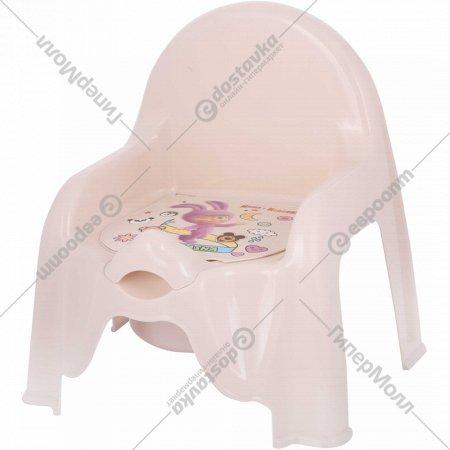 Горшок-стульчик детский «Маша и Медведь».