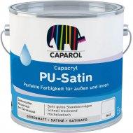 Эмаль «Caparol» Cx Capacryl Pu-Satin B W, 2.4 л