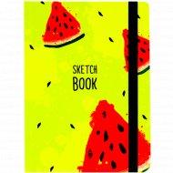 Книга-скетчбук «Арбуз».