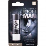 Бальзам для губ «Iron Man» 4.8 г.