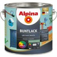 Эмаль «Alpina» Buntlack New, база 1, 713 мл