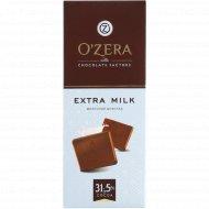 Шоколад молочный «O'zera» 90 г.
