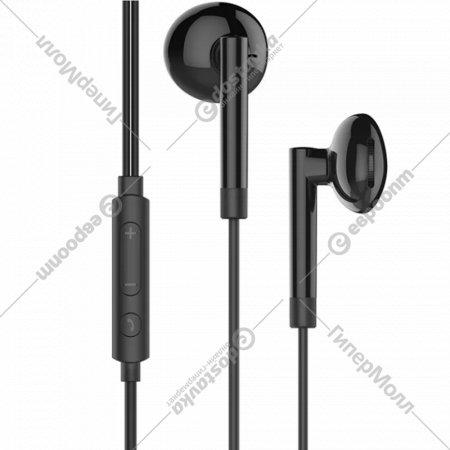 Наушники с микрофоном «Hoco» M53, черные.