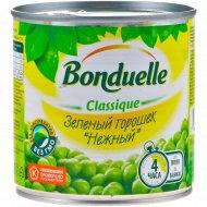 Горошек зелёный «Bonduelle» Нежный, 400 г.