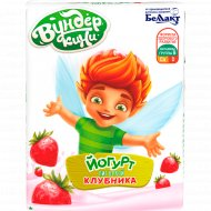 Йогурт питьевой для питания детей «Беллакт» клубника 1.6%, 210 г.