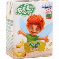 Йогурт питьевой для питания детей «Беллакт» персик 1.6%, 210 г.