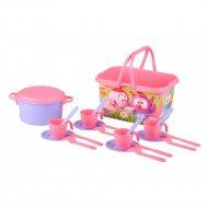 Набор игрушечной посуды