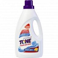 Средство для стирки жидкое «Washing Tone» яркость цвета, 1500 мл.