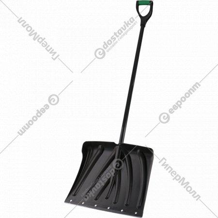Лопата тротуарная без черенка, 61598, 500х400x0,8мм.